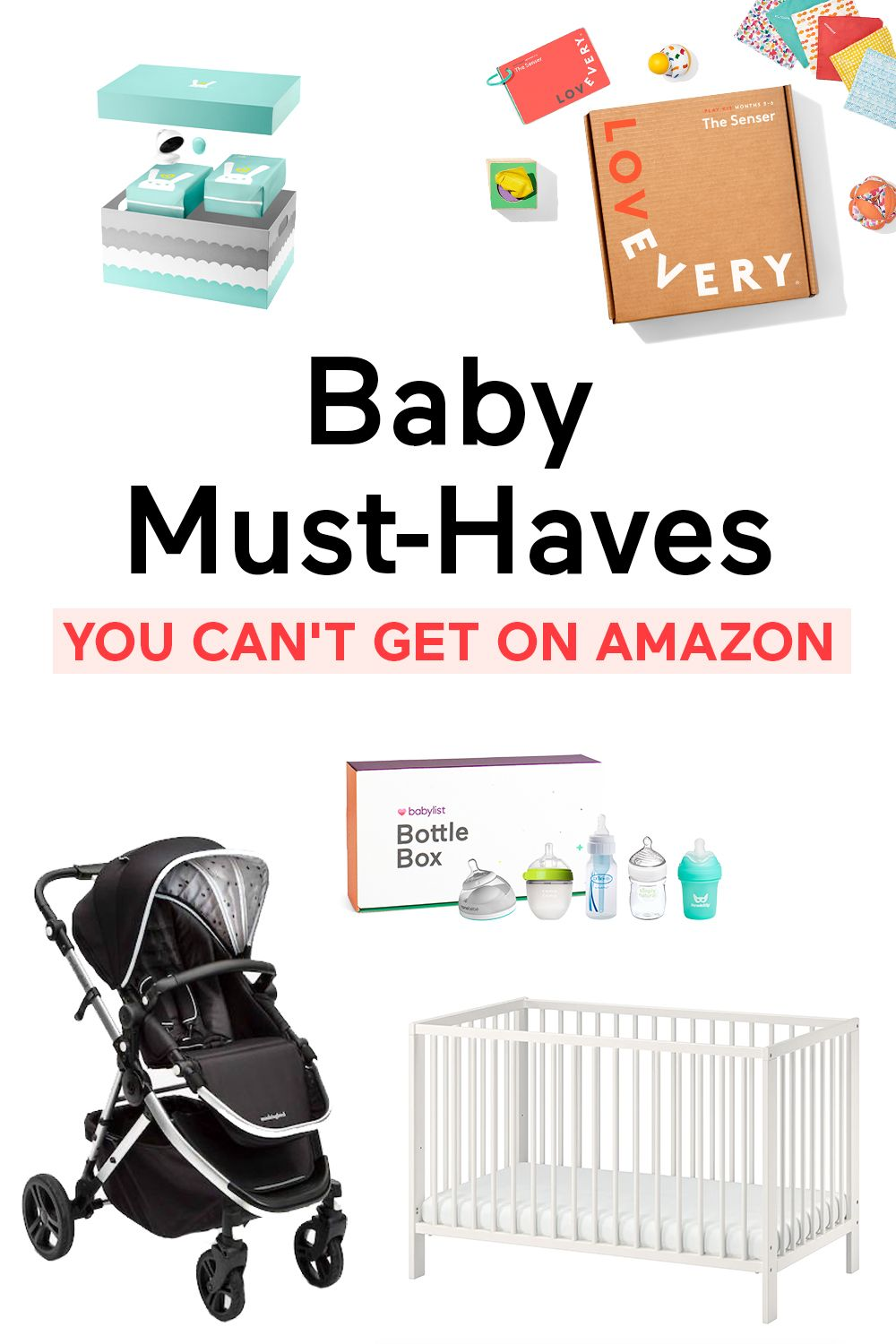 9 Things New Parents Really Want But Can T Get On Amazon Baby Must Haves Baby Registery Baby Life Hacks