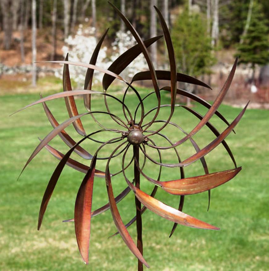 Garden Pinwheel Beautifully Designed Metal