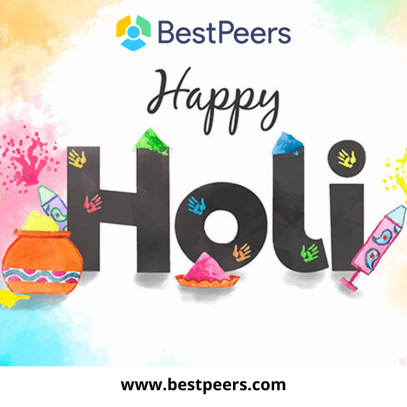 Bright colors, water balloons, lavish gujiyas and melodious songs' are the ingredients of perfect Holi. Wish you a very happy and wonderful Holi.  From: Team Bestpeers  #Holi #Holi2020 #HappyHoli #india #festival #holifestival #love #colors #colours #color #festivalofcolors #holifestivalofcolours #holihai #festivalofcolours #holifest  #HappyHoli2020 #bestpeers #HoliFestival #happyholi #holifestival #holihai