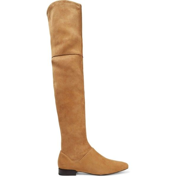 3.1 Phillip Lim Suede Over-The-Knee Boots cheap buy factory outlet online sale tumblr wiki online online cheap authentic SAO0pF28
