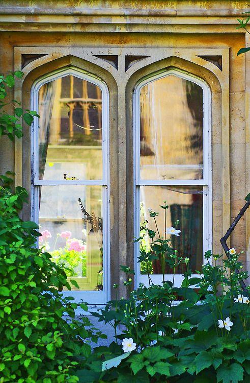 Pembroke College, Oxford.