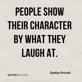 German Proverb Quotes