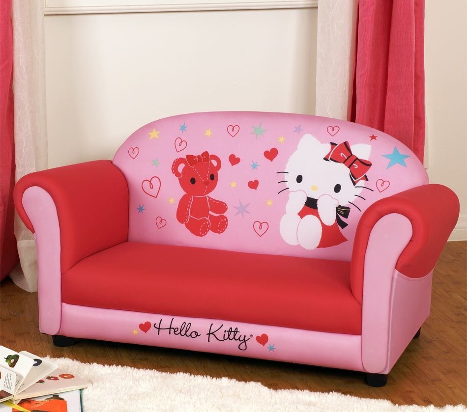 Sectional Sofas Hello Kitty Sofa For my girls playroom D