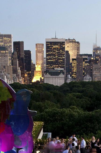 The Metropolitan Museum Of Art Roof Garden New York Travel I Love Nyc New York City