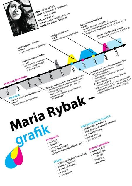 20 Creative Resume Designs Which Will Amaze Any Potential Employer
