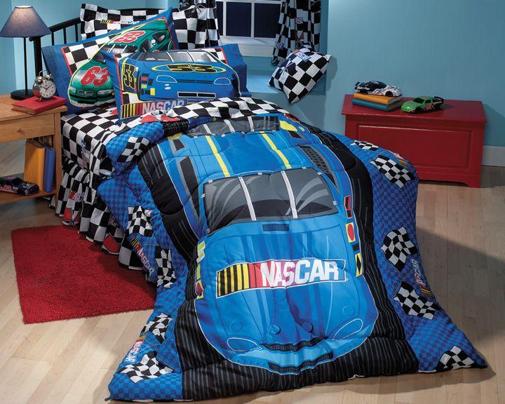 racing bedroom accessories - Google Search | Race Car ...