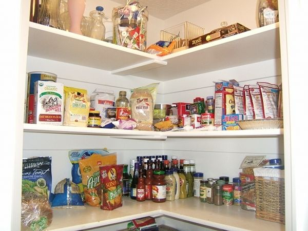 Pantry Shelves - Google Search