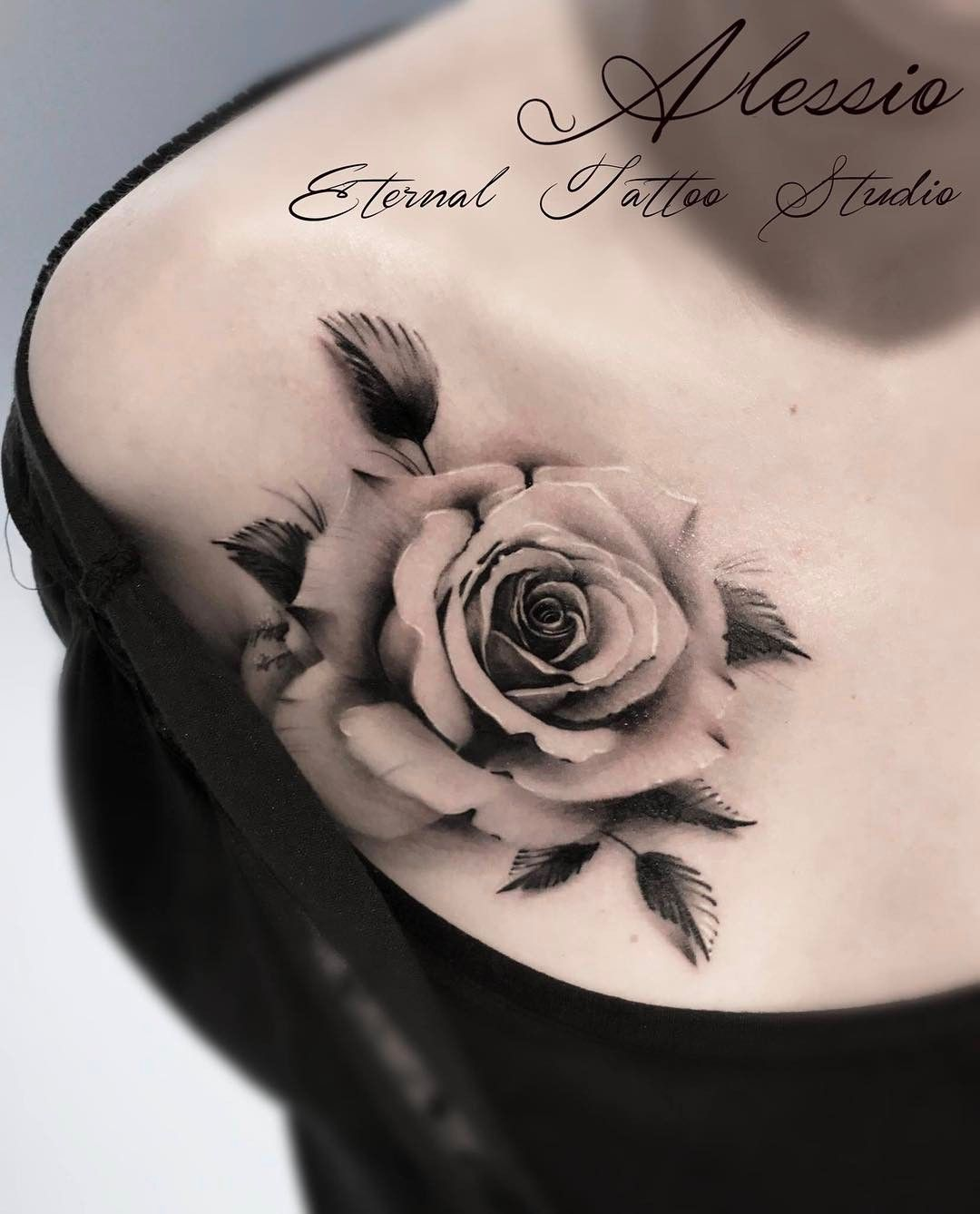 shading rose tattoos on women in 2018 pinterest tattoo ideen tattoo vorlagen and. Black Bedroom Furniture Sets. Home Design Ideas