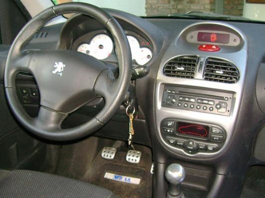 Peugeot 206 SW 1.6 XS | Automobile-Peugeot (france). | Pinterest