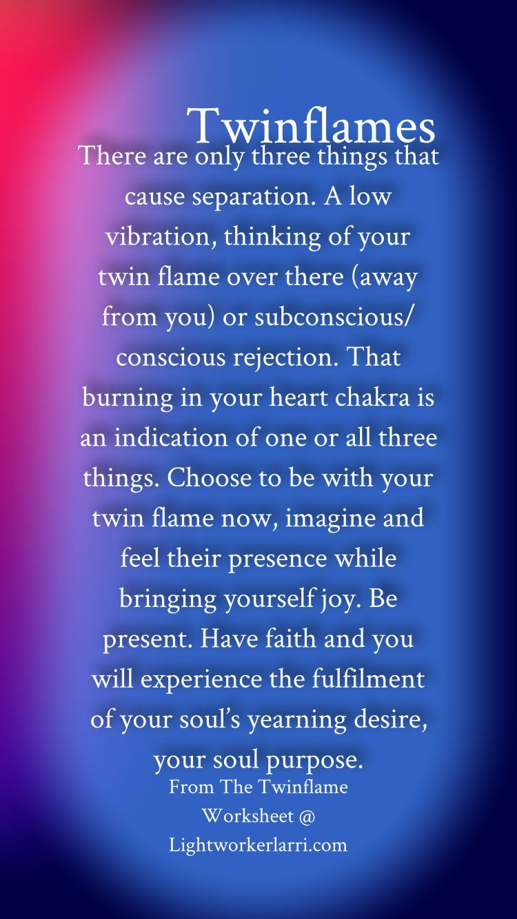 There Are Only Three Things That Cause Physical Twin Flame Separation Twinflame Twinflames Spir Twin Flame Love Quotes Twin Flame Quotes Twin Flames Quotes
