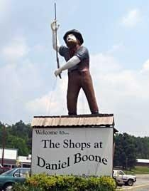 The Daniel Boone Village In Hillsborough Nc Once A Themed