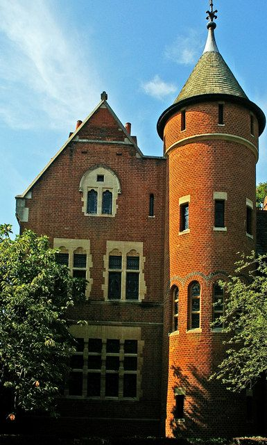 Http Upload Wikimedia Org Wikipedia Commons 2 2b Tower House 2c Melbury Road 2c Kensington Jpg Gothic House Tower House Victorian Townhouse