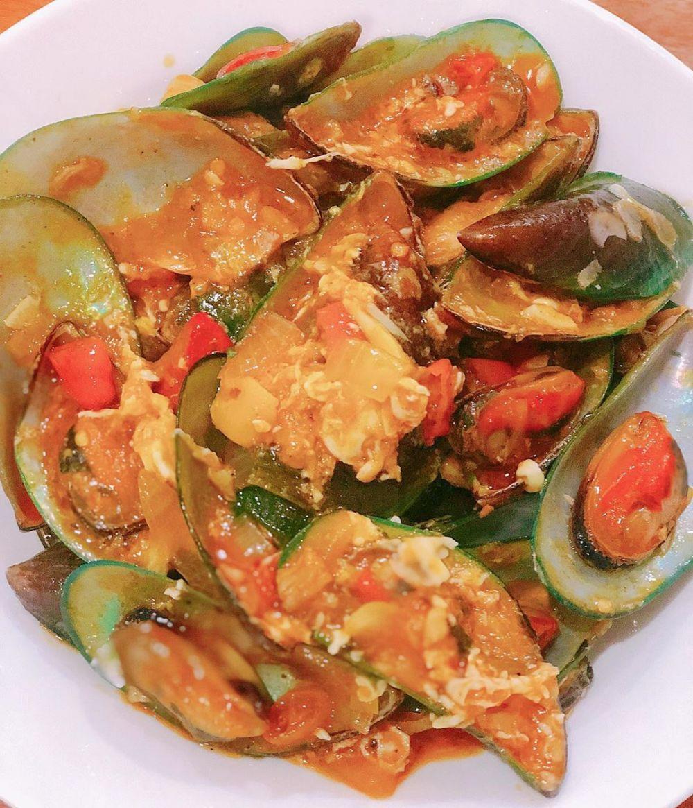 Resep Olahan Seafood Instagram Di 2020 Resep Makanan Dan Minuman Resep Masakan