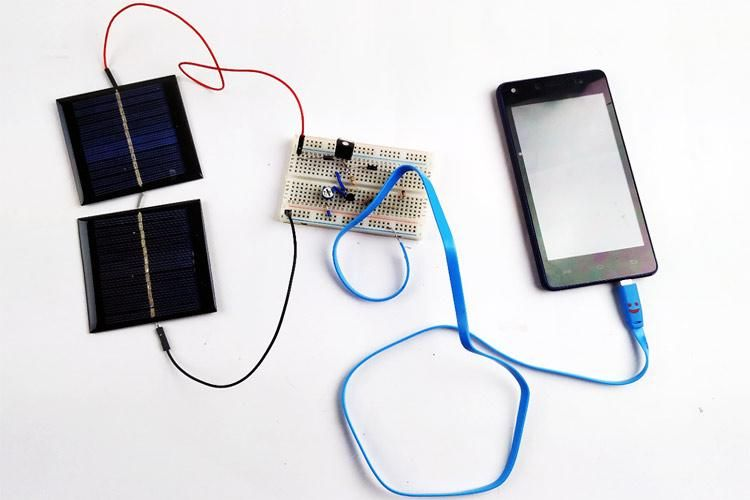 Discover How To Build A Solar Powered Cellphone Charger Solar Usb Charger Diy Solar Usb Charger Solar Charger