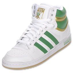 adidas Top Ten Hi Sleek W schoenen whiteblackwhite