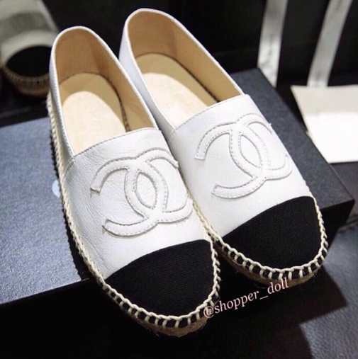 Chanel Espadrilles for Spring 2015