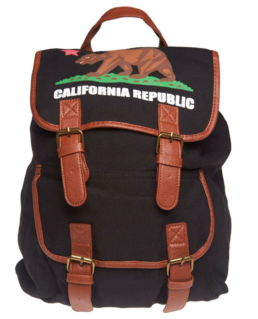 California Backpack | Wet Seal