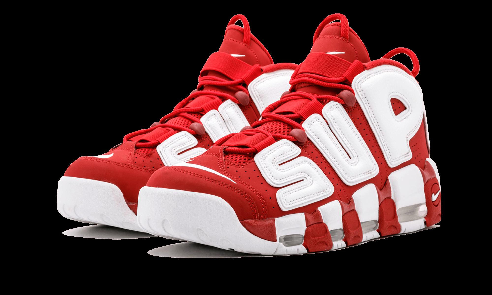 Nike Air More Uptempo Supreme Suptempo
