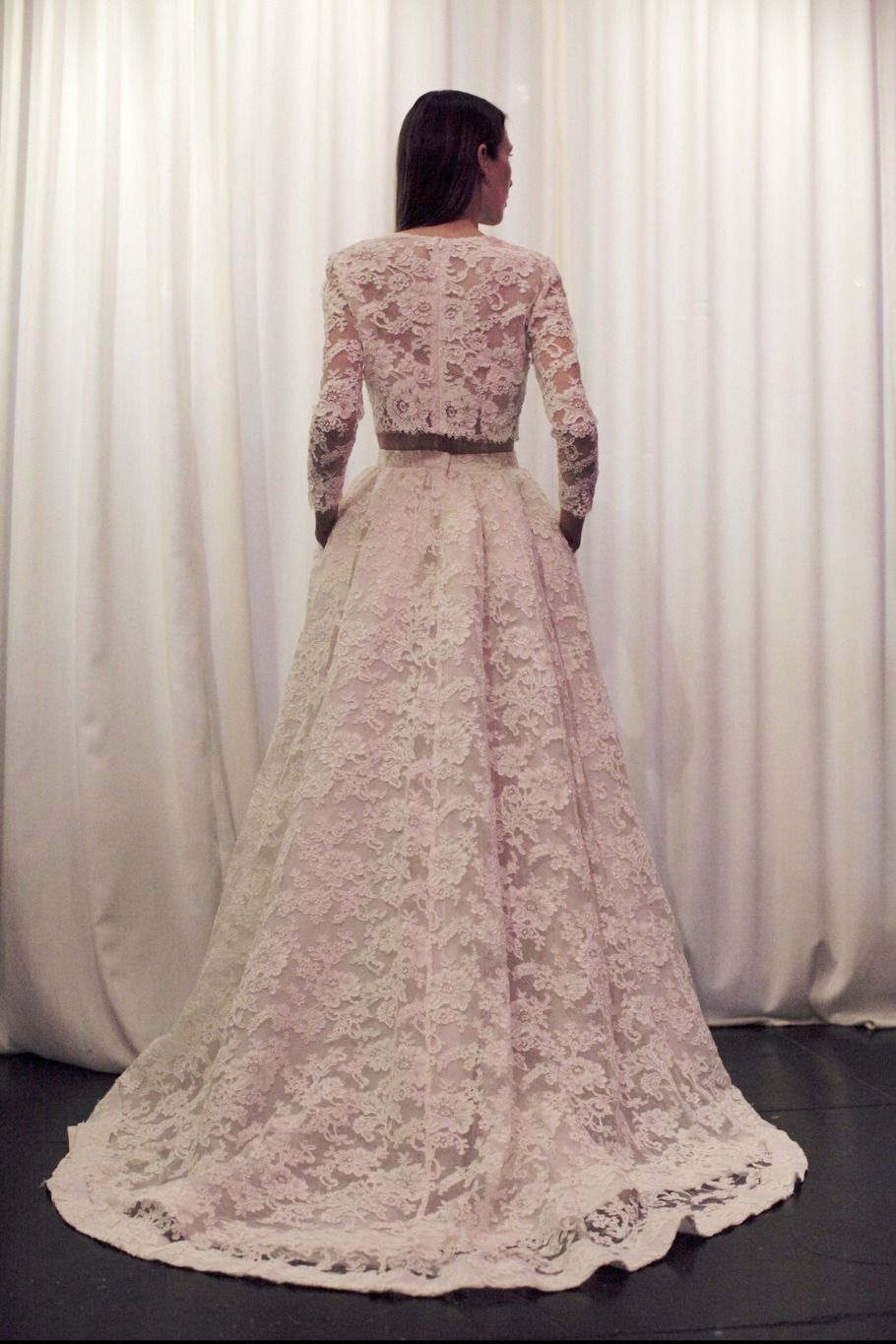 Lace separates gorgeous love i just love wedding dresses