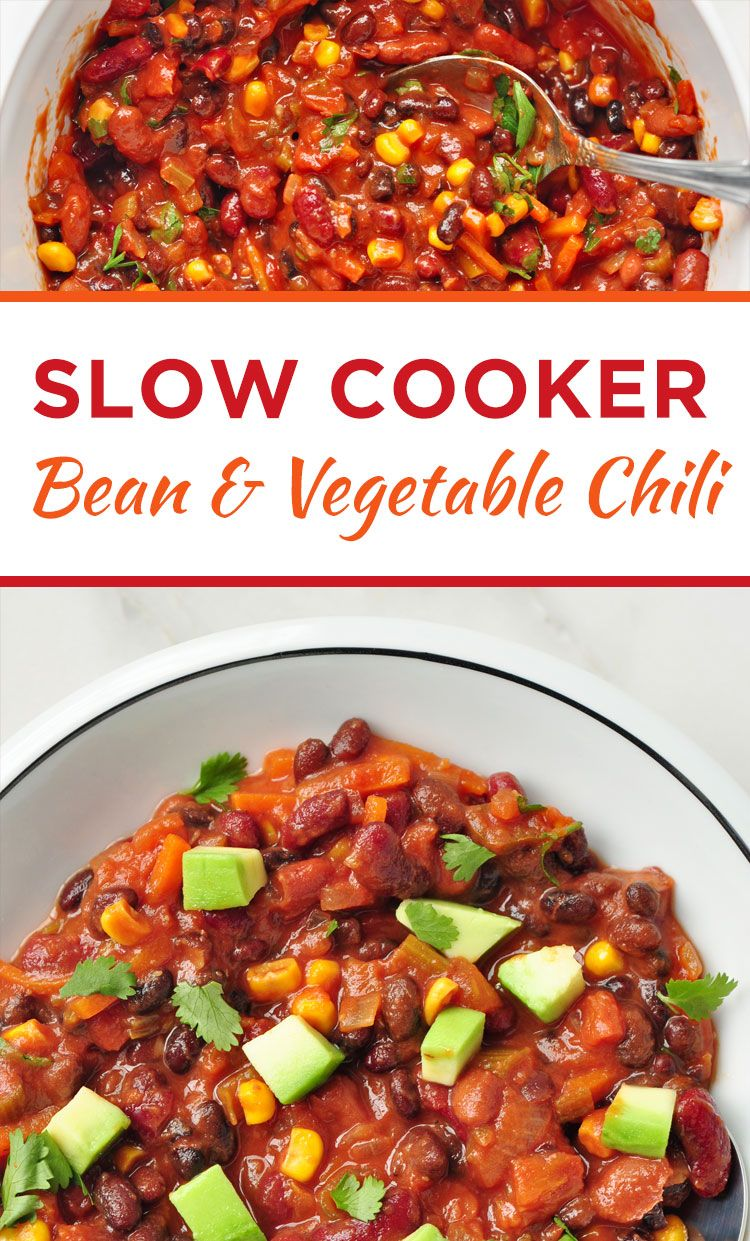 Slow Cooker Vegan Recipes