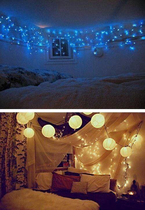 Neat Idea Interiordesign Decorating With Christmas Lights