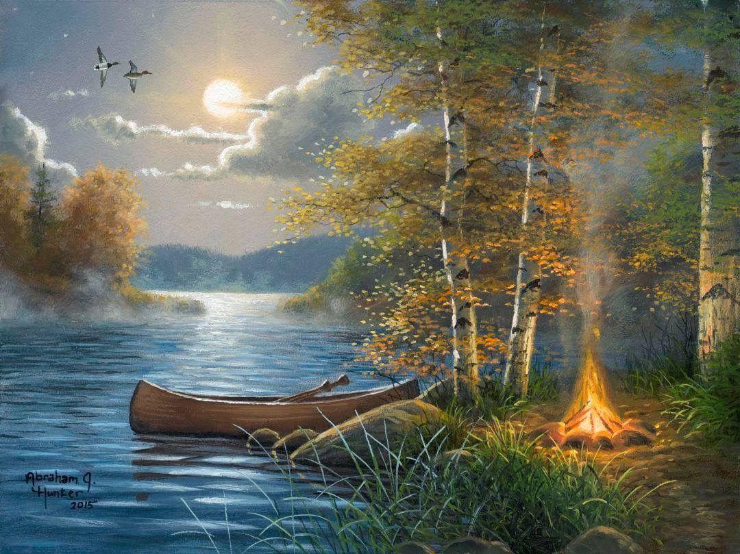 Thomas Kinkade Landscape Paintings Thomas Kinkade