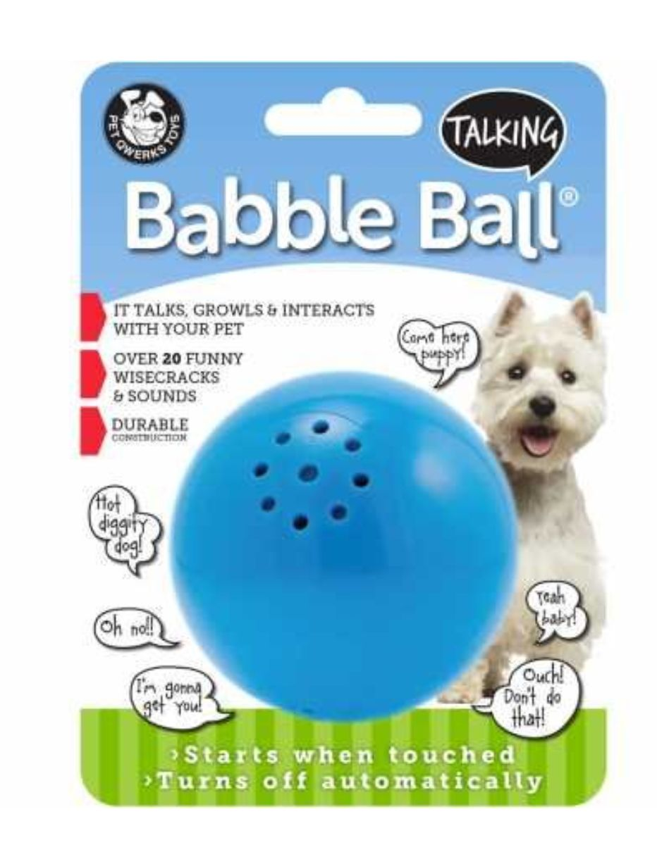 Grab A Primeday Deal On The Babble Ball One Of Finnmccool S