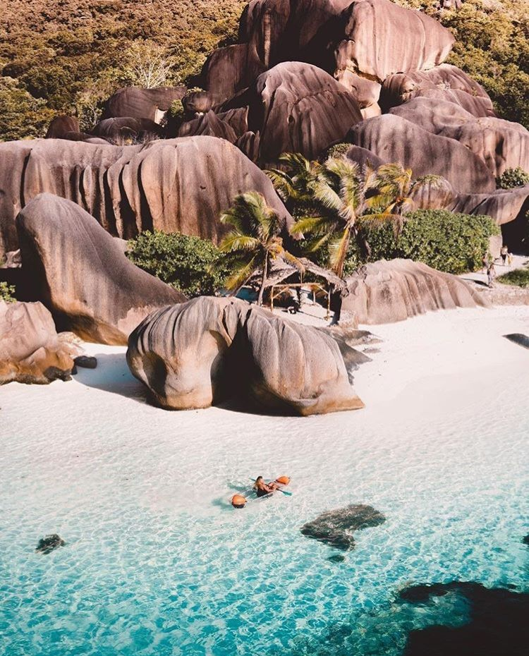 Seychelles Island Beaches: Travel And Leisure, Amazing Travel