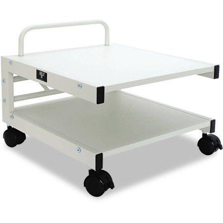 Balt Low Profile Mobile Printer Stand 17 Inch X 17 Inch X 14 Inch