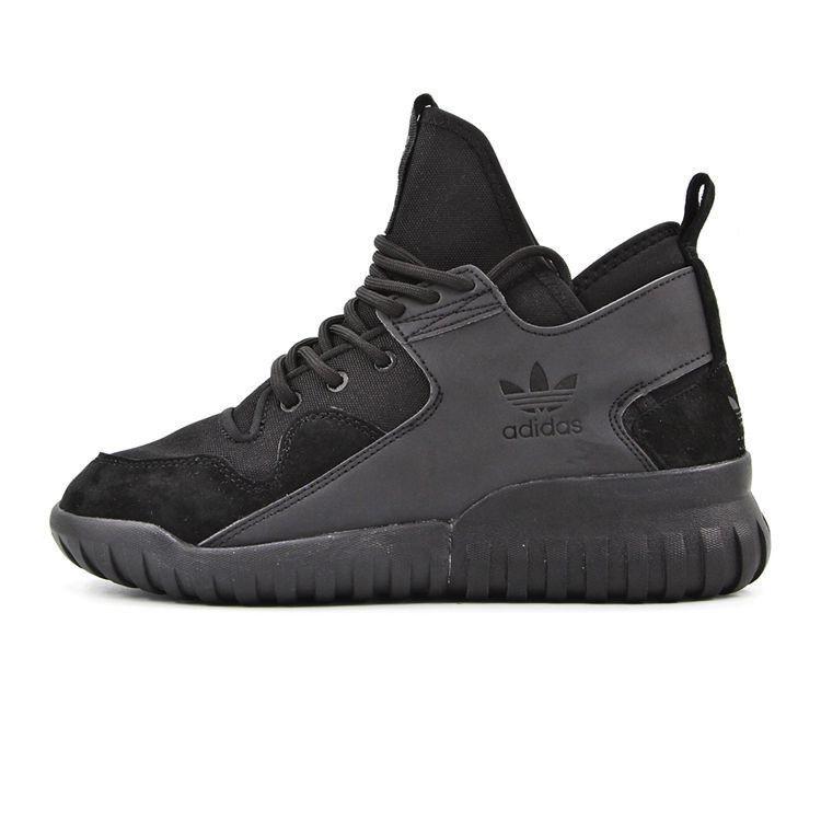 2016 Adidas Tubular X Men's Trainers Black 3M Running shoes S74922