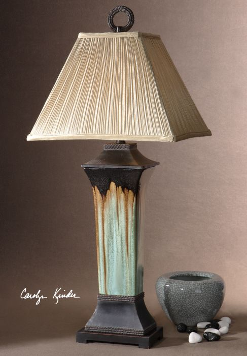 Uttermost olinda porcelain table lamp offered by uttermost furniture accents browse our great selection of table lamps