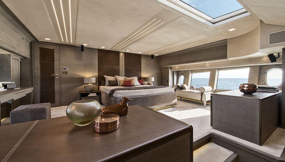 Luxus Yachten Interieur Remi Tessier | Sailing Yacht Zefira By Fitzroy Yachts Dubois Naval Architects
