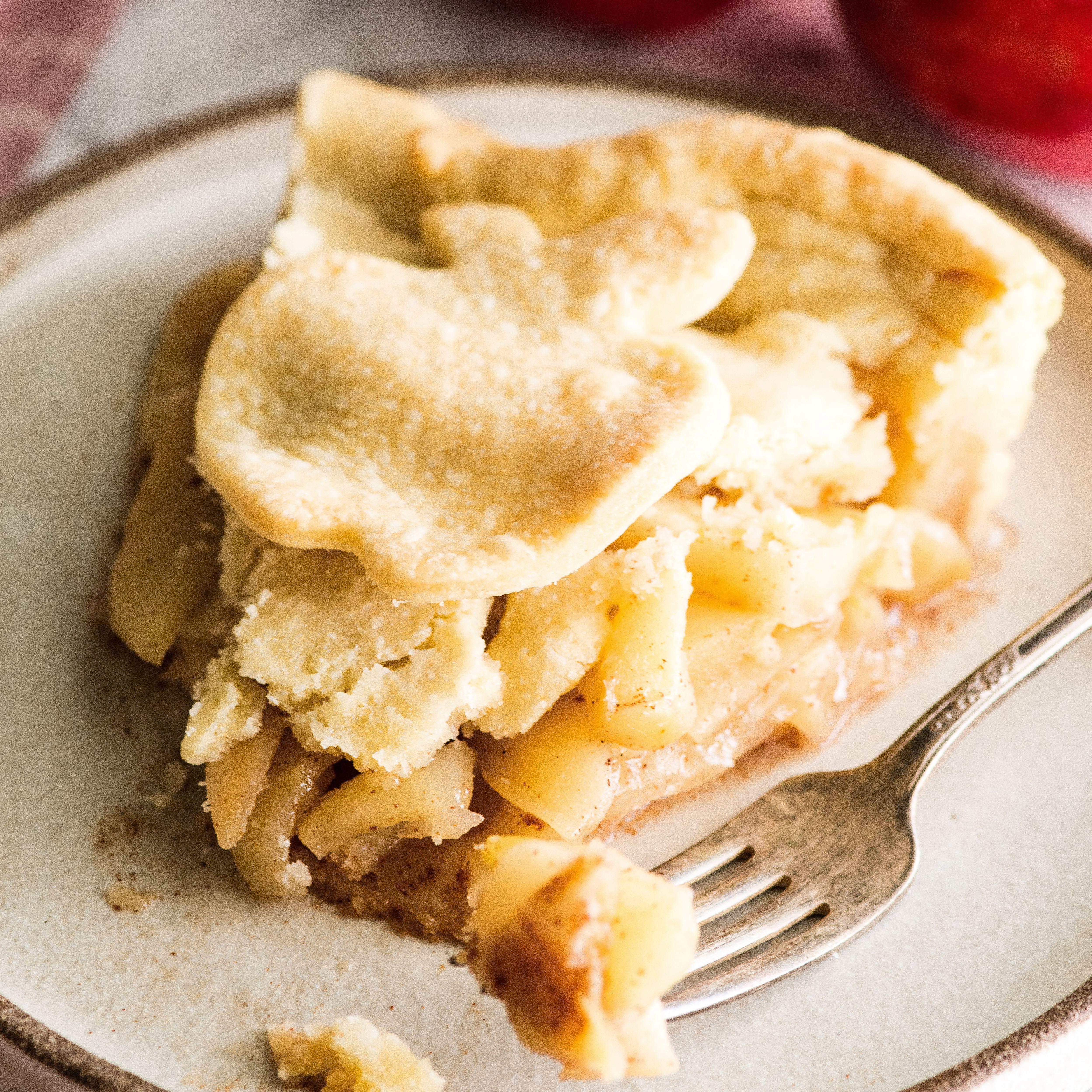 The Best Apple Pie (from scratch)!