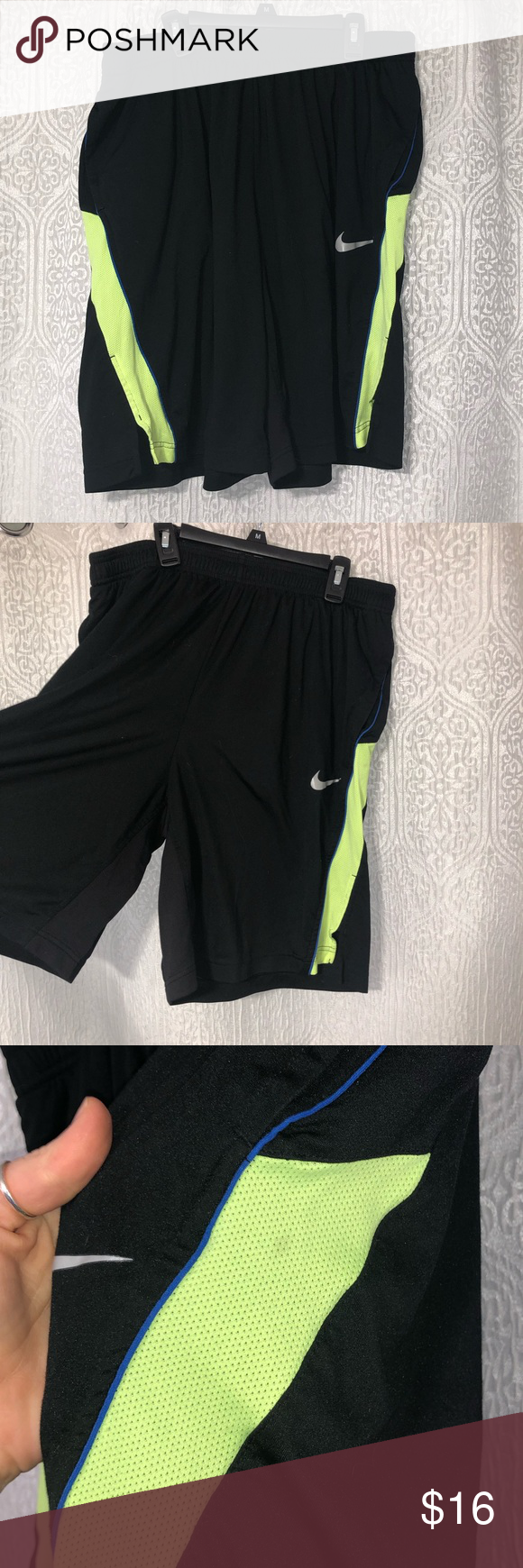 Men's Nike Dri Fit basketball shorts Sz. XL | Nike dri fit