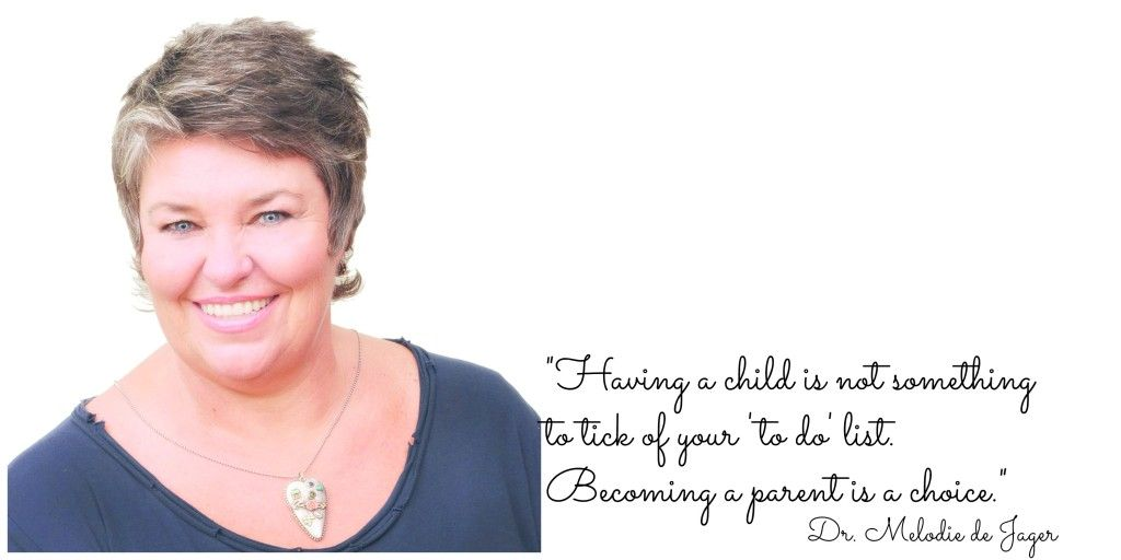 Wisdom Wednesday: Parenting Tips by Dr. Melodie de Jager, founder of BabyGym.