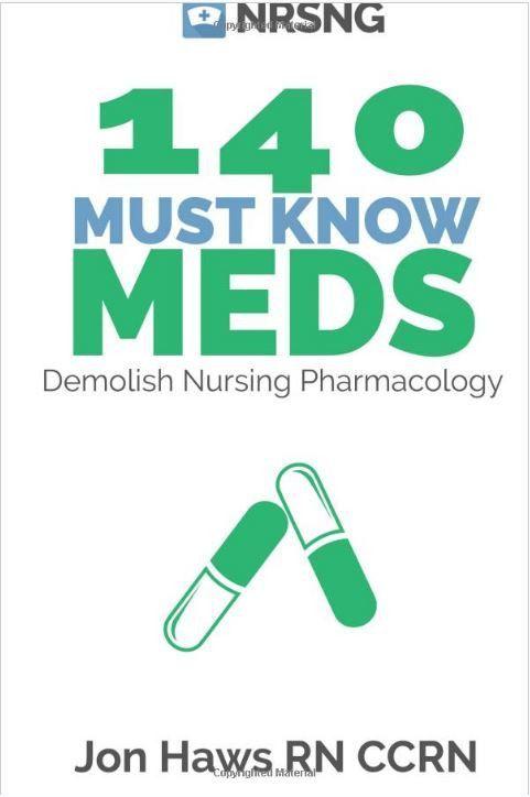 Demolish Nclex Nursing Pharmacology Pharmacology Makes Up  Of