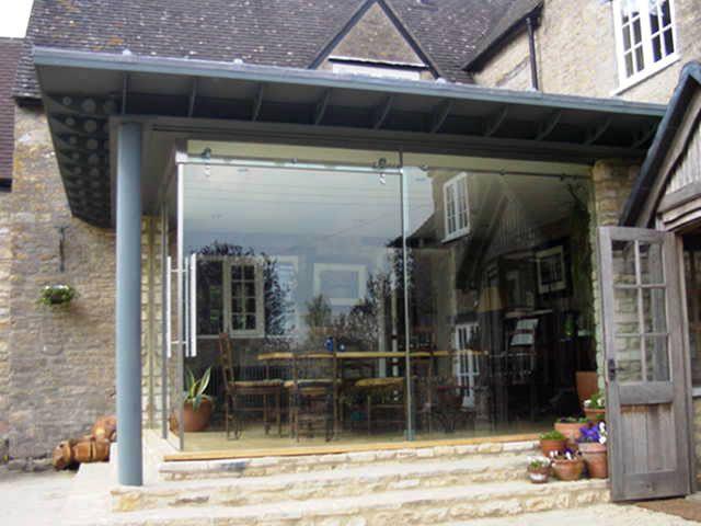Sightline Doors Gallery extra large glass sliding doors & Sightline Doors Gallery: extra large glass sliding doors   Garden ...