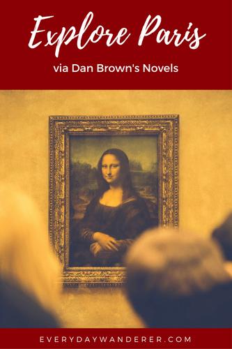 18 Places to Explore via Dan Brown's Novels #Travel #Paris #DanBrown