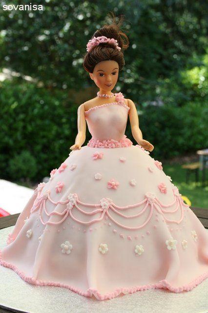 sovanisa princess birthday cake Baking Pinterest Princess