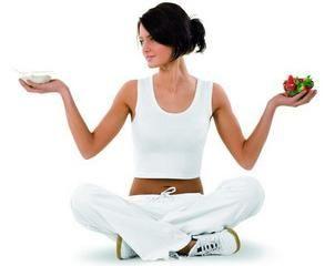 Le régime hypocalorique est un régime rapide, le plus populaire, des conseils, inf ...