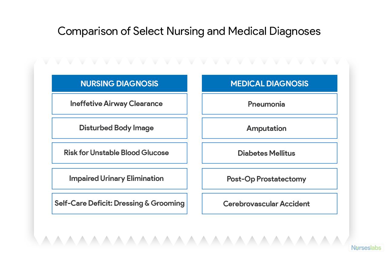Examples Nursing Process Worksheet