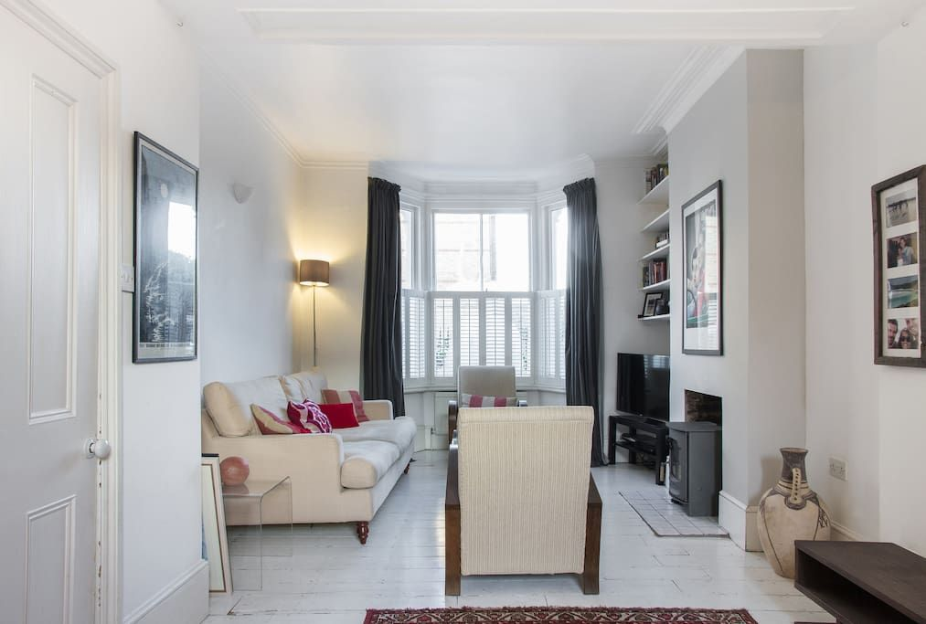 Beautiful Family House In Peckham Houses For Rent In London Renting A House Rent In London Family House