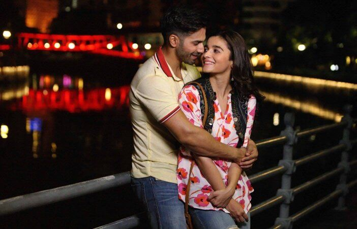 Badrinath Ki Dulhania Bkd Firstlook Alia And Varun Bollywood Couples Alia Bhatt