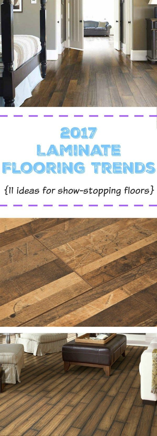 2017 laminate flooring trends: 11 ideas for show stopping floors