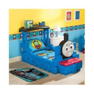 Maybe a Thomas toddler bed, but find one used! | for the boys ...