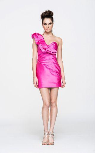 NewYorkDress Blog // Social Media Star Miss Indiana in Designer Ashley Lauren // Click through for more! // Dress: Ashley Lauren 4005
