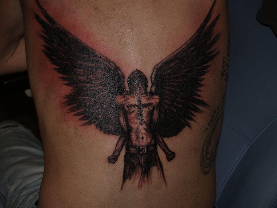 99 breathtaking angel tattoos with meaning inspiration tattoo engel tattoo engelstattoo