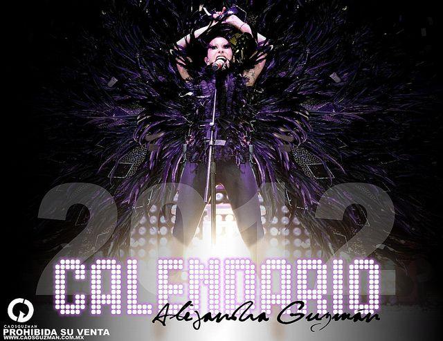 Alejandra guzman Calendario 2012 | Flickr: Intercambio de fotos