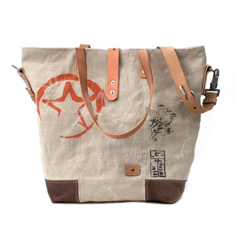 Poo /& Wee Canvas Tote Shopping Bag Cotton Printed Shopper Bag Xmas Gift