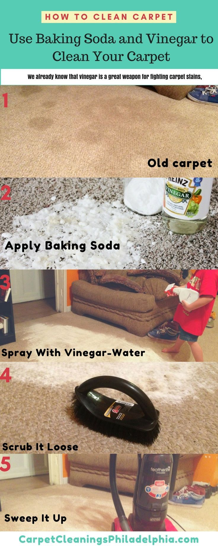 How To Make A Cheap & Natural Deodorizing Carpet Powder